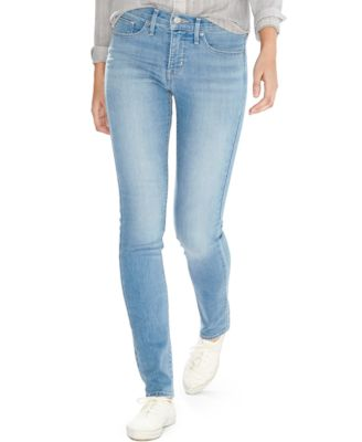 Levi's® 311 Shaping Skinny Jeans, Blue Note Wash - Women's Brands ...