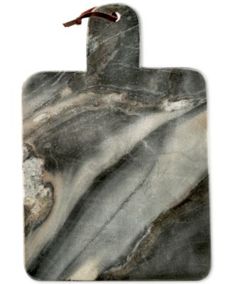 Thirstystone Grey Marble Paddle Serving Board