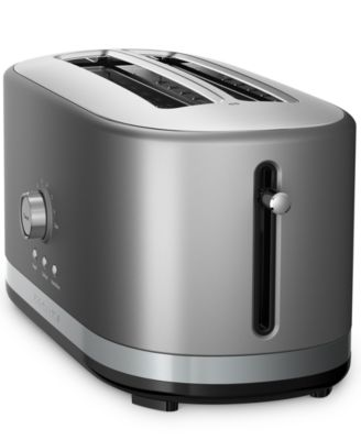 KitchenAid KMT4116 Architect® 4-Slice Long Slot Toaster, Only at Macy's