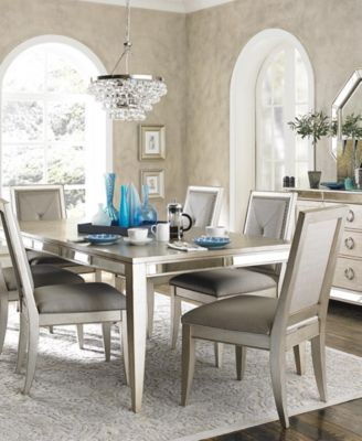 Ailey  Piece Dining Room Furniture Set Furniture Macys - Macys dining room sets