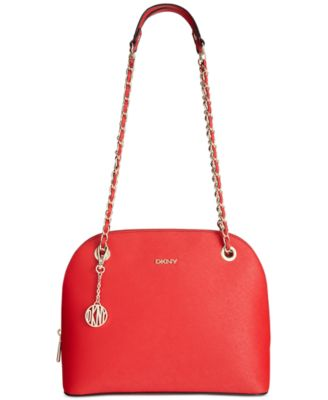 DKNY Bryant Park Medium Round Satchel - Handbags & Accessories ...