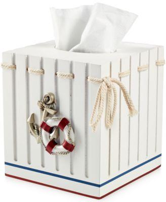 Avanti Bath, Life Preservers Tissue Cover