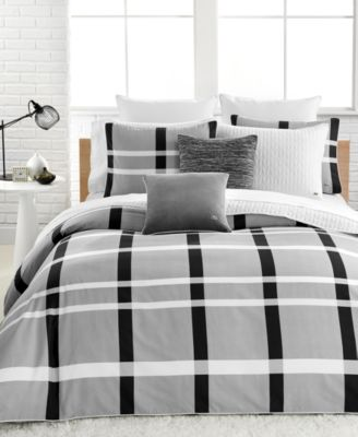 Lacoste Paris King Duvet Cover Set