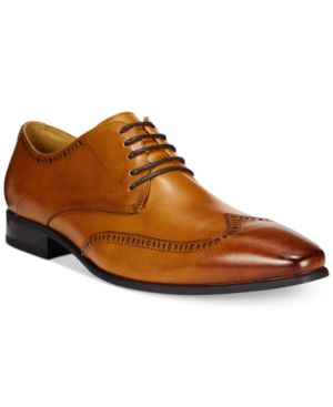 Bar Iii Brody Brogued Wing Tip Oxfords Men's Shoes