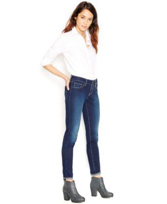 Levi's® 811 Curvy Skinny Jeans, Indigo Ridge Wash - Women's Brands ...