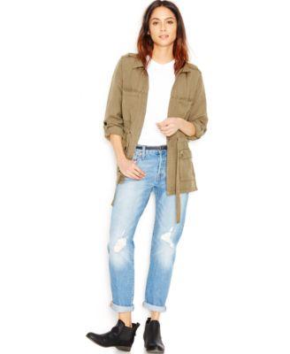 Levi's® 501® CT Customized Tapered Boyfriend Jeans, Morning Haze ...