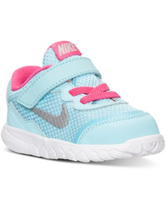 Nike Toddler Girls\u0026#39; Flex Experience 4 Running Sneakers from Finish Line