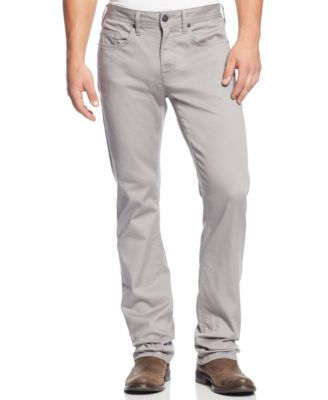 Buffalo David Bitton Mens Six-X Jeans in Ardent Ardent - Jeans