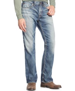 Silver Jeans Men's Craig Easy-Fit Bootcut Jeans