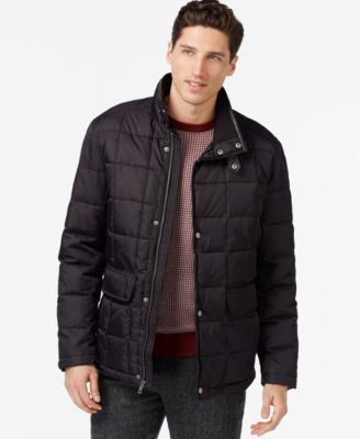 Cole Haan Quilted Jacket - Coats & Jackets - Men - Macy's : quilted jacket for mens - Adamdwight.com