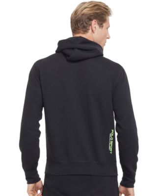 Polo Sport Fleece Pullover Hoodie - Hoodies & Sweatshirts - Men ...
