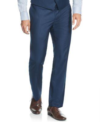 INC International Concepts Gordon Slim-Fit Dress Pants, Only at ...