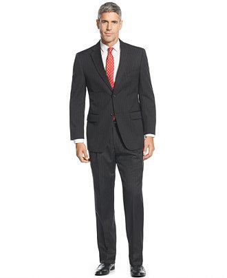 Jones New York Classic-Fit Mens Suit