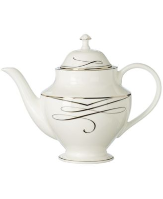 Waterford Ballet Ribbon Teapot