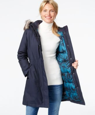 The North Face Arctic Down Parka - Jackets & Blazers - Women - Macy's