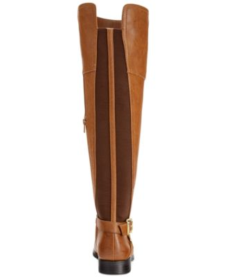 Bar III Dolly Over-The-Knee Wide-Calf Boots, Only at Macy's ...