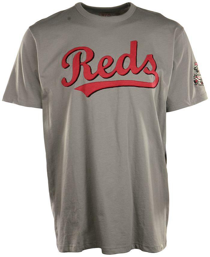 '47 Brand - Men's Cincinnati Reds Fieldhouse Basic T-Shirt