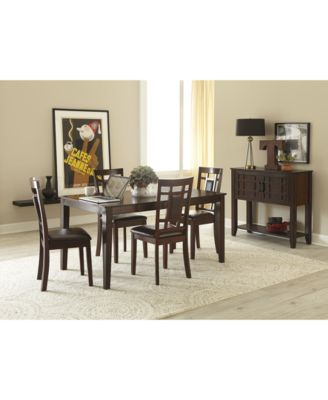 Delran 7 Piece Dining Room Furniture Set