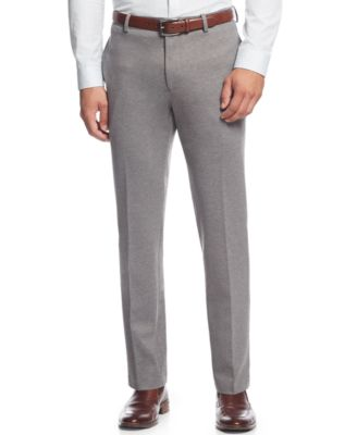 INC International Concepts Tanner Knit Dress Pants, Only at Macy's ...