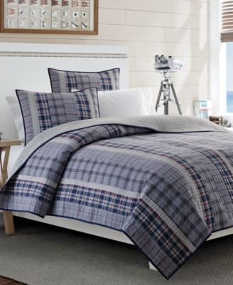 Nautica Tiller Full Queen Quilt. Nautica Tiller Full Queen Quilt   Quilts   Bedspreads   Bed   Bath