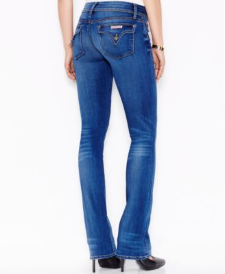 Hudson Jeans Beth Baby Bootcut Jeans, Restless Wash - Jeans ...