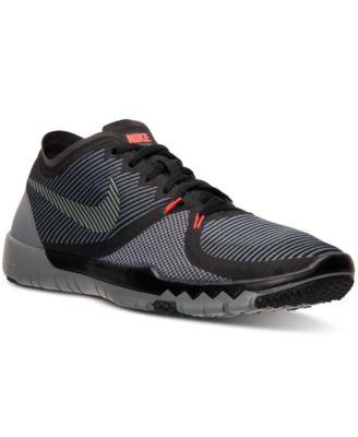 2014 jeu Nike Entraîneur Des Hommes Libres 3.0 V4 Chaussures De Sport De Formation De La Ligne D'arrivée Vente chaude EHcR5