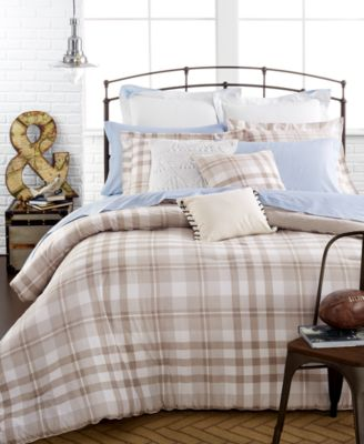 this item is currently unavailable online - Plaid Comforter
