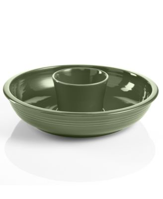 Fiesta Sage Chip and Dip Set