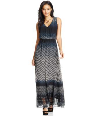 Nyla maxi dress