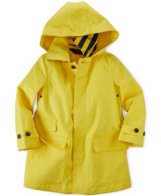 Ralph Lauren Little Girls' Mac Jacket - Kids & Baby - Macy's