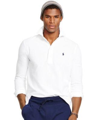 Polo Ralph Lauren Long-Sleeved Mesh Estate Shirt
