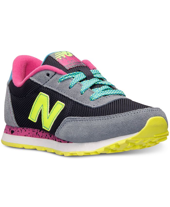 New Balance - Girls' 501 Casual Sneakers from Finish Line