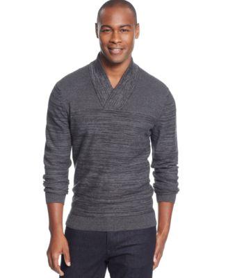 American Rag Fair Isle Fake Out Sweater - Sweaters - Men - Macy's