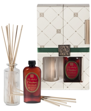 Aromatique Holiday Reed Diffuser
