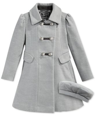 S. Rothschild Girls' Raincoat - Kids & Baby - Macy's