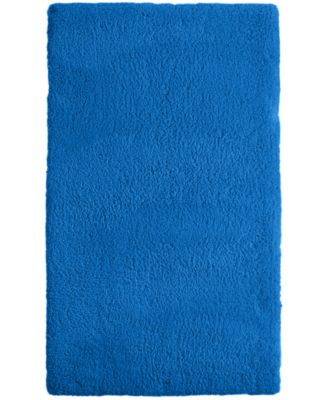 "CLOSEOUT! Martha Stewart Collection Ultimate Plush 20"" x 34"" Rug, Only at Macy's"