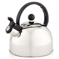 Deals on Martha Stewart Essentials 1.5-Qt. Stainless Steel Tea Kettle