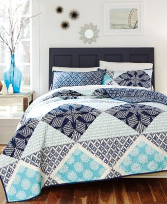 chf sedona 3piece king quilt set