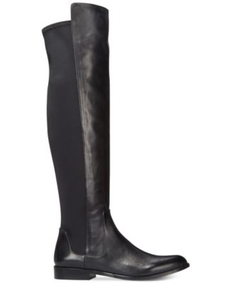 clarks over the knee boots