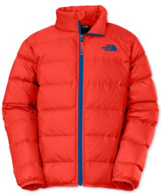 North face down jacket baby