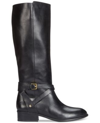 Lauren Ralph Lauren Mariah Riding Boots - Shoes - Macy's