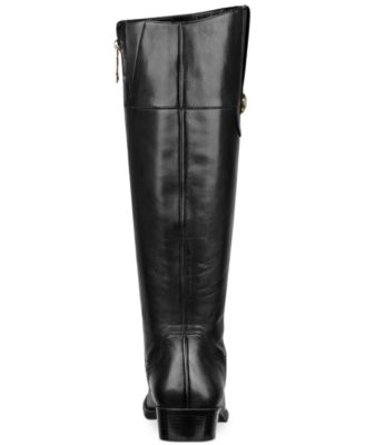 7d6dbdc2280 Tommy Hilfiger Dalyn Wide Calf Riding Boots - Boots - Shoes - Macy s