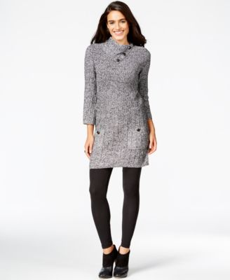 Envelope Neckline Tunic Sweater Only At Macy S