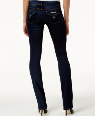 Hudson Jeans Beth Baby Bootcut Jeans, Oracle Wash - Jeans - Women ...