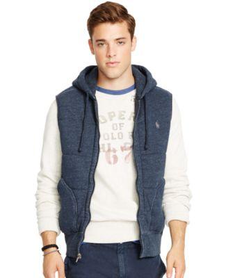 Ralph Vest Sweaters Macys Mens Lauren 4qc35ARLj