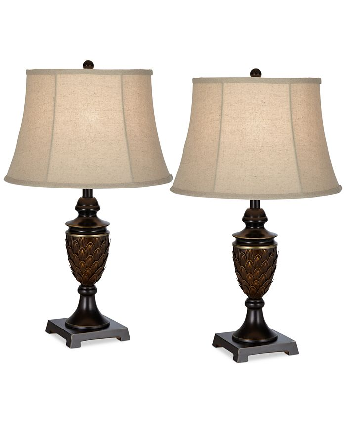Pacific Coast - Ankinara Set of 2 Table Lamps