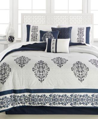 kent 7pc king comforter set