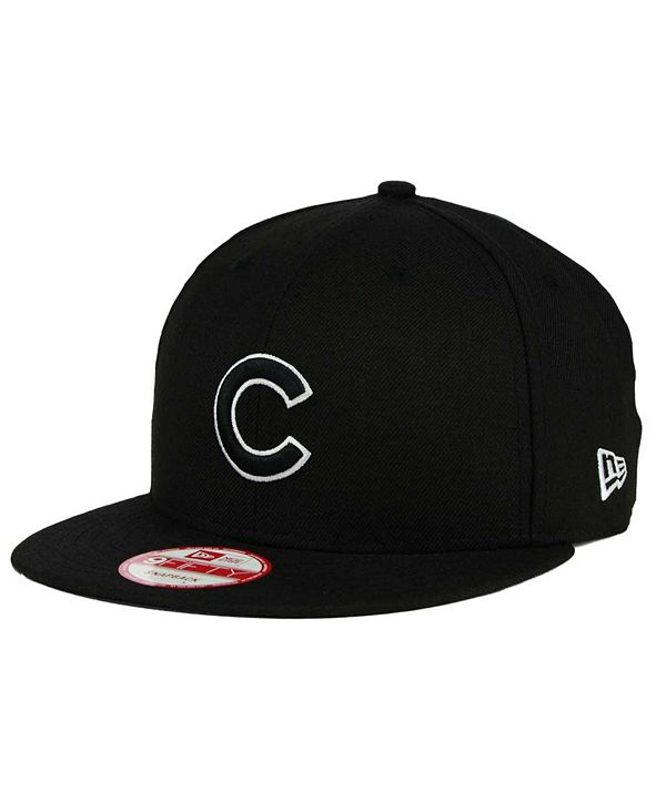 New Era Chicago Cubs B-Dub 9FIFTY Snapback Cap