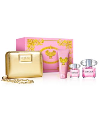 Versace Bright Crystal Gift Set - Shop All Brands - Beauty - Macy's