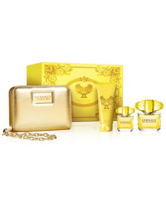 Versace Yellow Diamond Intense Gift Set - Shop All Brands - Beauty ...